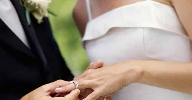 Bague-mariage