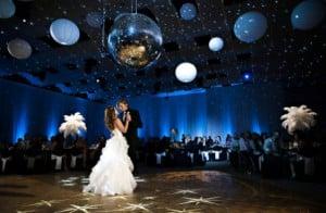 ouverture du bal nuptial
