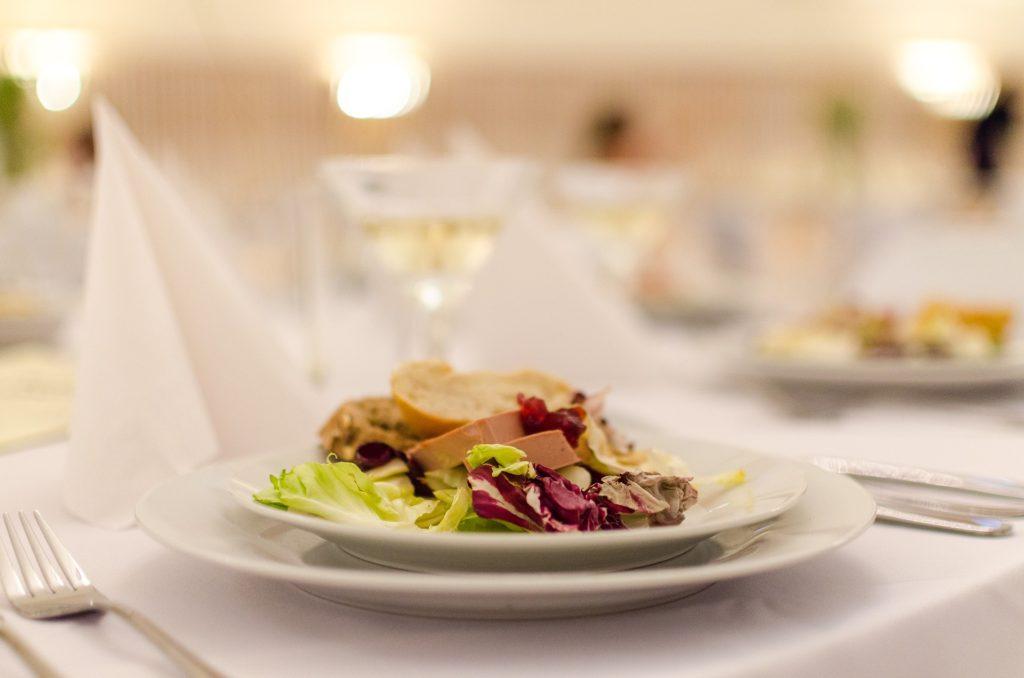 cuisine pour mariage