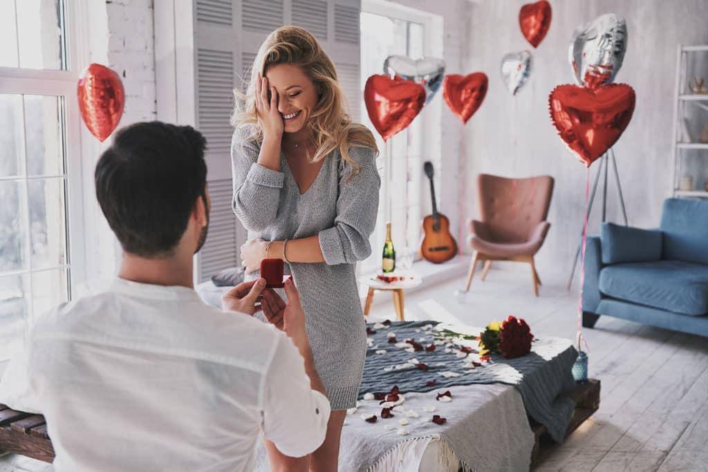demande mariage couple